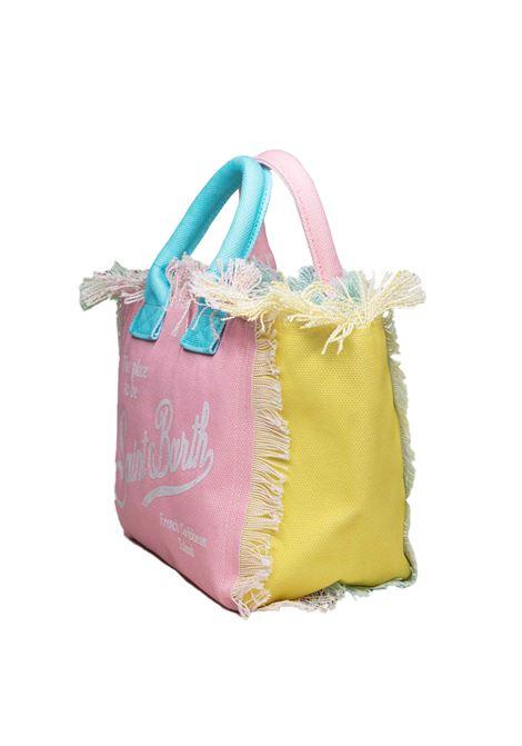 Tricolor women's bag Saint barth | VANITYCB2937