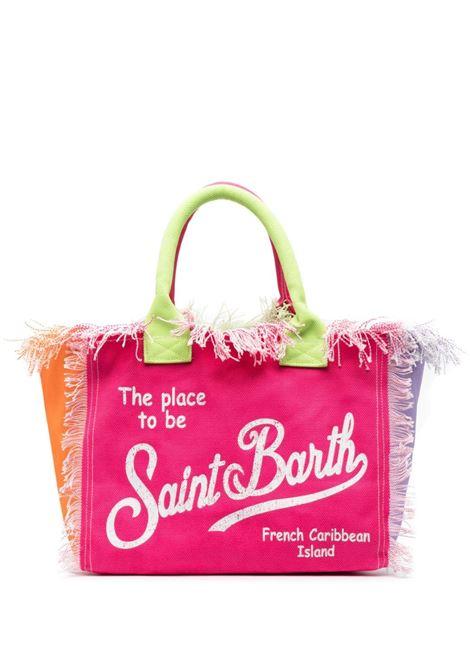 Borsa da donna con stampa Saint barth | Borse | VANITYCB7872