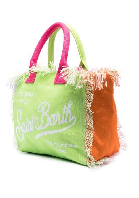 Women's bag with print Saint barth | VANITYCB7872