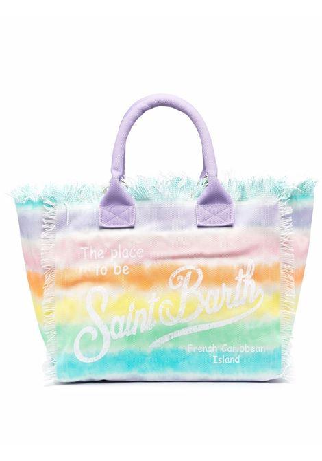 Multicolor women's bag Saint barth | VANITYRAINBOW