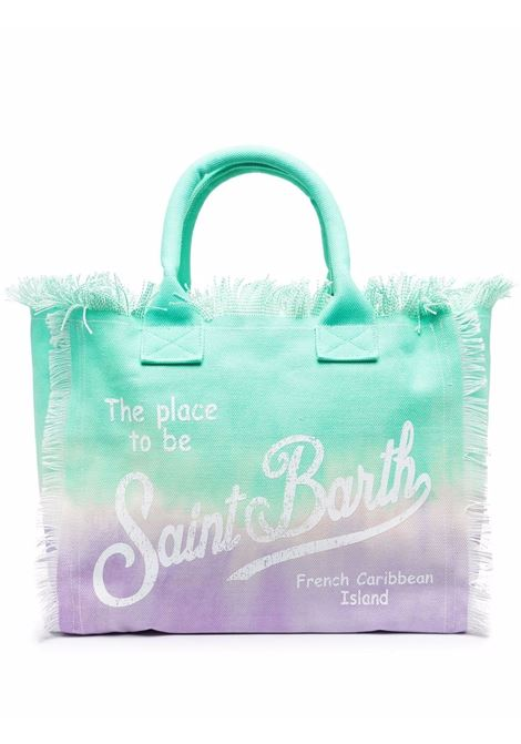 Women's bag with gradient effect Saint barth | VANITYSTDY72