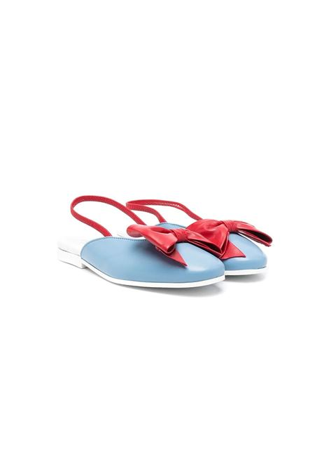 BALLERINAS WITH BOW SIMONETTA | Balletshoes | 1O0236 OX770606RO
