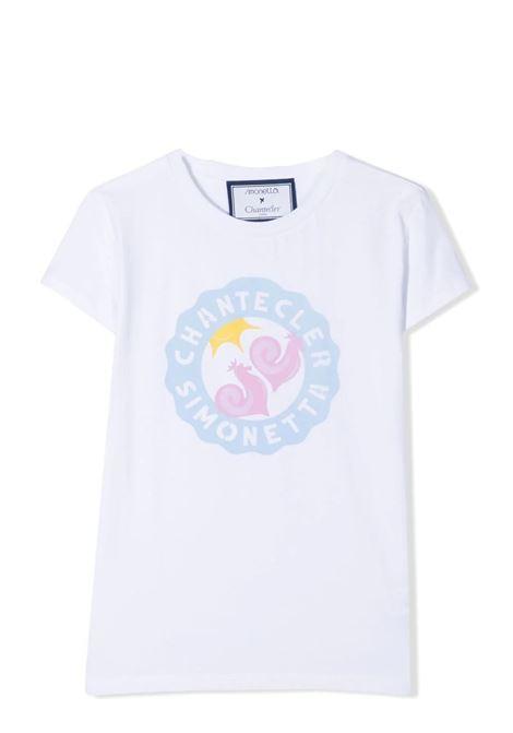 T-SHIRT CON STAMPA SIMONETTA | T-shirt | 1O8151 OX130T100