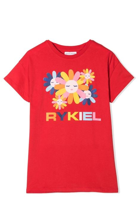 DRESS MODEL T-SHIRT SONIA RYKIEL PARIS | Dress | 21S1DR28P012