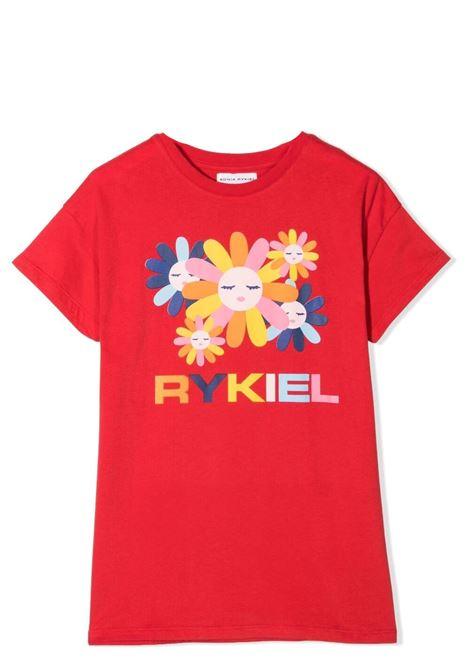 DRESS MODEL T-SHIRT SONIA RYKIEL PARIS | Dress | 21S1DR28TP012