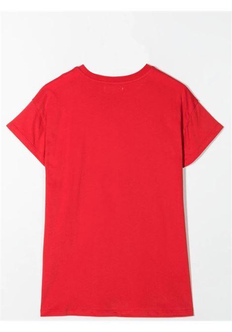 DRESS MODEL T-SHIRT SONIA RYKIEL PARIS | 21S1DR28TP012