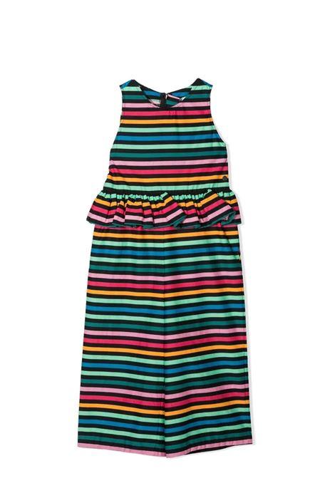 JUMPSUIT WITH STRIPED PATTERN SONIA RYKIEL PARIS | Dress | 21S1PA01TR010