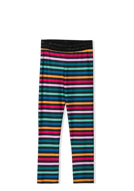 STRIPED LEGGINGS SONIA RYKIEL PARIS | Leggings | 21S1PA05R010