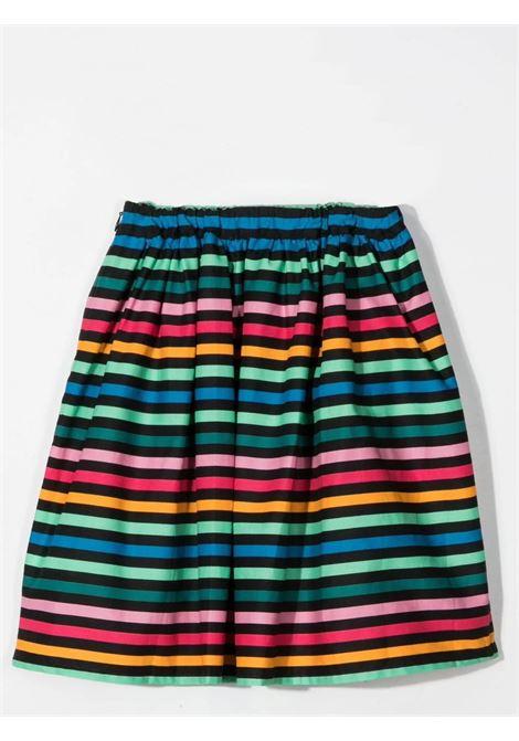 Striped skirt SONIA RYKIEL PARIS | 21S1SK02R010