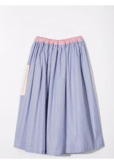 Long striped skirt SONIA RYKIEL PARIS | 21S1SK03P026