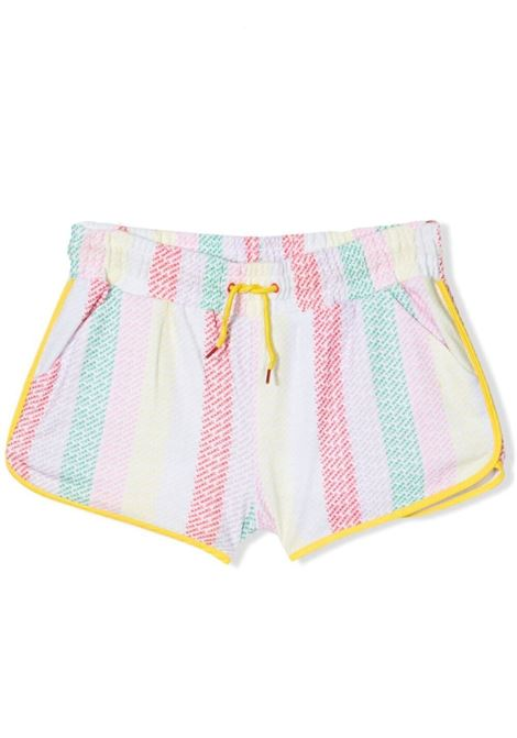 SHORTS COLORATI CON STAMPA THE MARC JACOBS KIDS | Shorts | W14260Z41