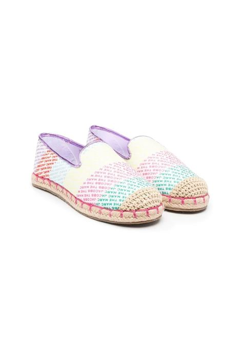 ESPADRILLAS CON STAMPA THE MARC JACOBS KIDS | Ballerine | W19108TZ41