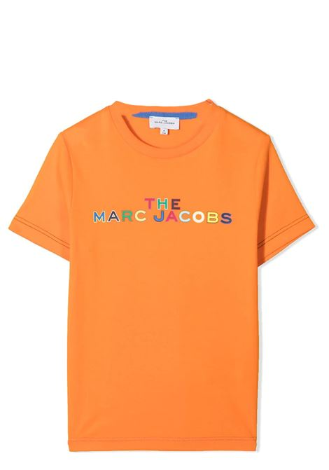 T-SHIRT WITH PRINT THE MARC JACOBS KIDS | T-shirt | W25467T418