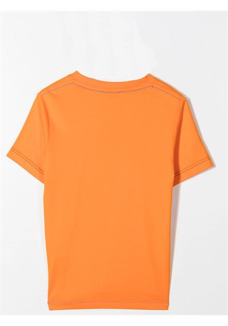 T-SHIRT WITH PRINT THE MARC JACOBS KIDS | W25467T418