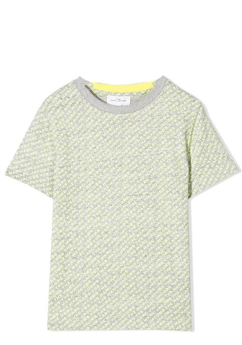 T-SHIRT CON STAMPA THE MARC JACOBS KIDS | T-shirt | W25468M05