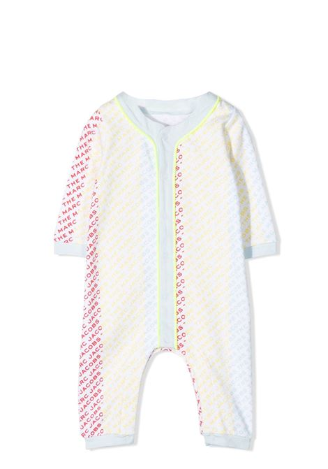 JUMPSUIT WITH PRINT THE MARC JACOBS KIDS | Newborn jumpsuits | W97090Z41