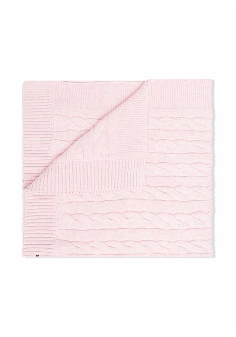 Coperta rosa Tommy hilfiger | NEW CABLE01