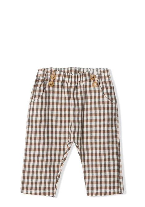 CHECK TROUSERS ZHOE & TOBIAH KIDS | Bermuda | CLV1116