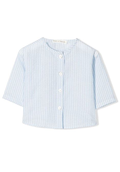 STRIPED SHIRT ZHOE & TOBIAH KIDS | Shirt | LG110
