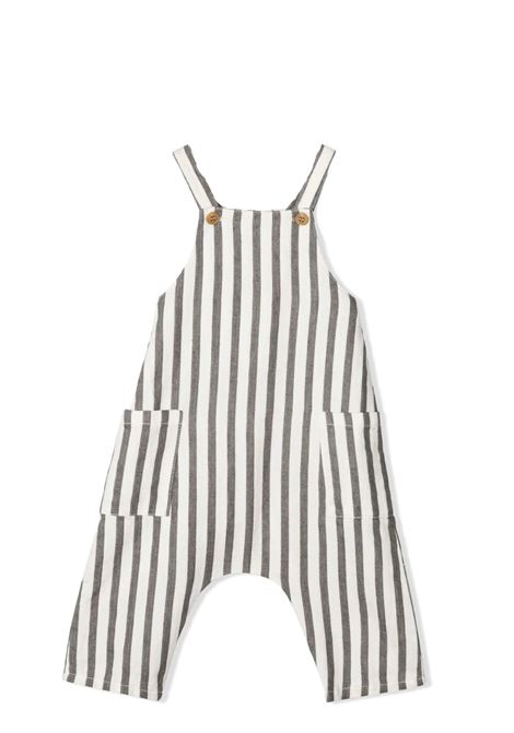 STRIPED DUNGAREES ZHOE & TOBIAH KIDS | Salopette | RL188