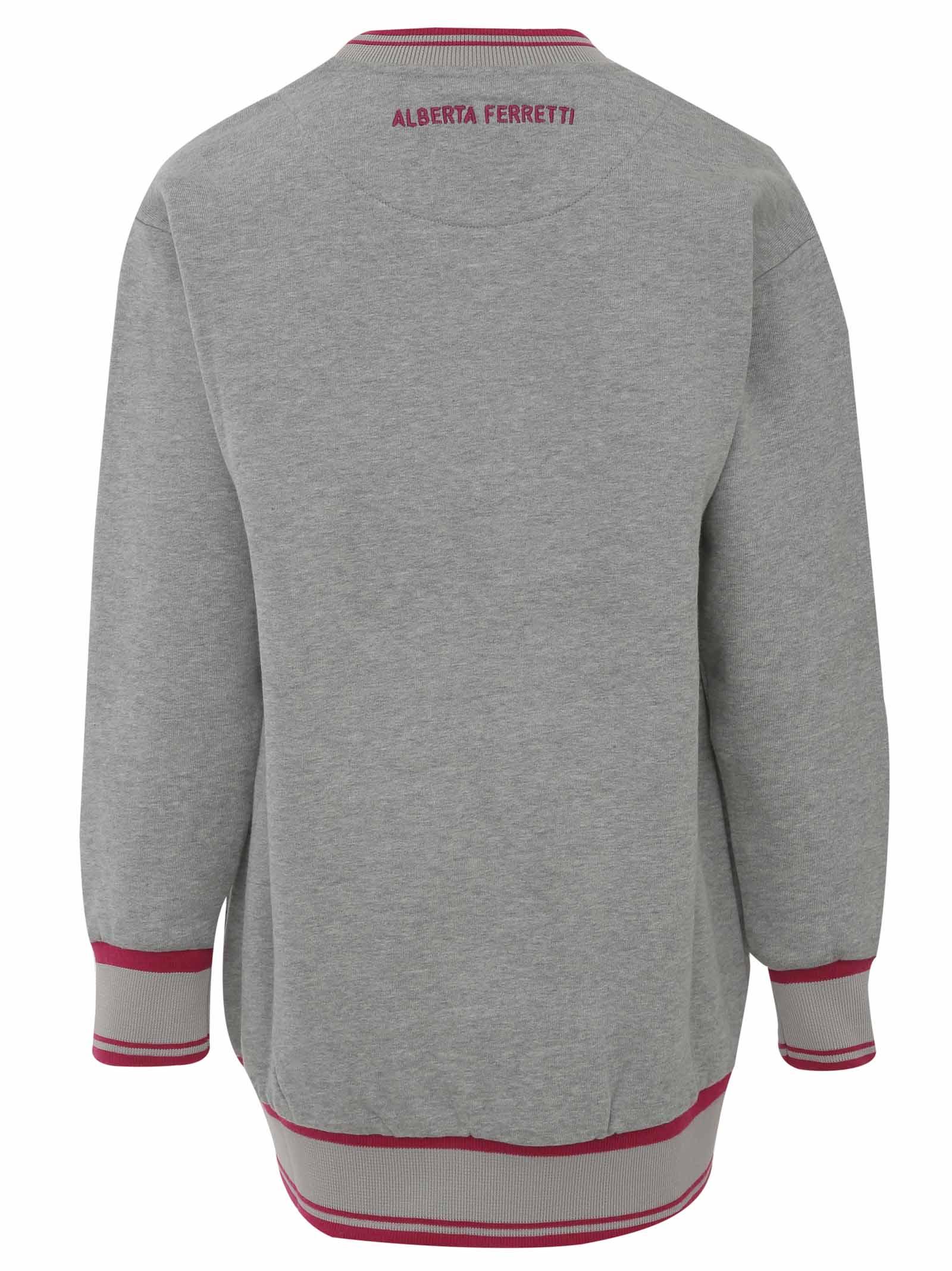 Sweatshirt Alberta Ferretti junior  ALBERTA FERRETTI JUNIOR | -108764232 | 020301101