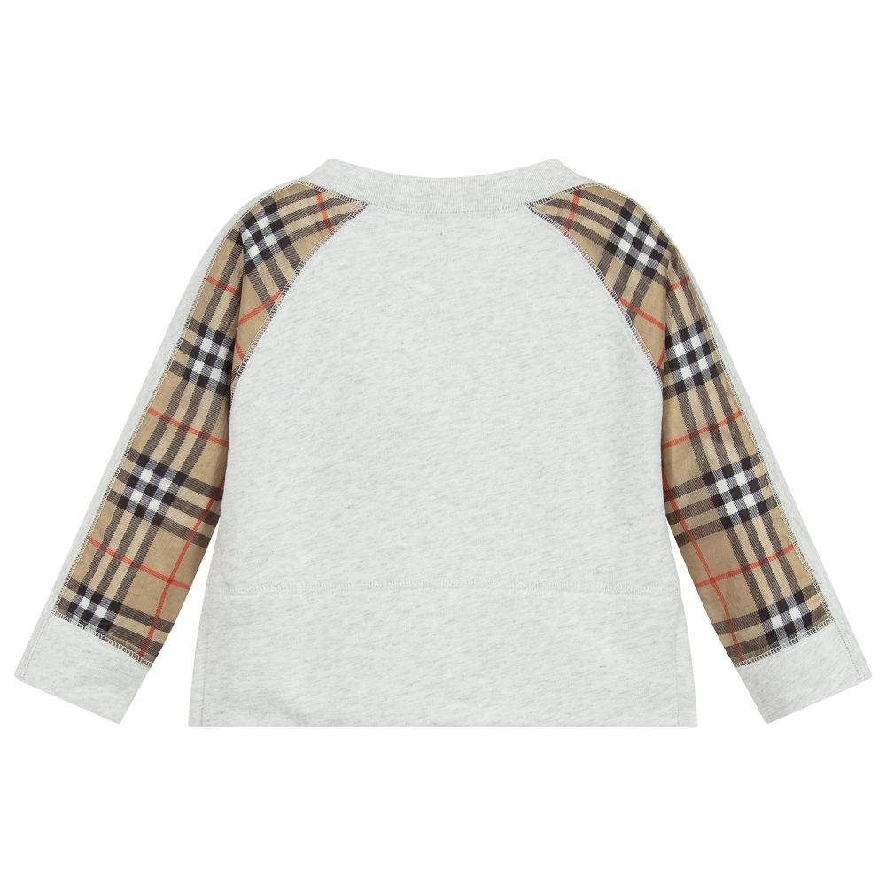 SWEATSHIRT BURBERRY KIDS  BURBERRY KIDS | -108764232 | 8011011A4807