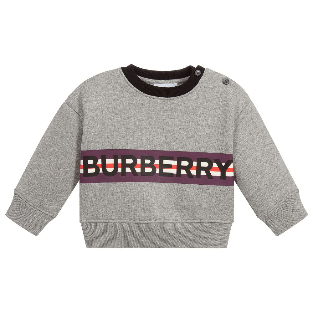 Felpa Burberry kids BURBERRY KIDS | -108764232 | 8020481A1216