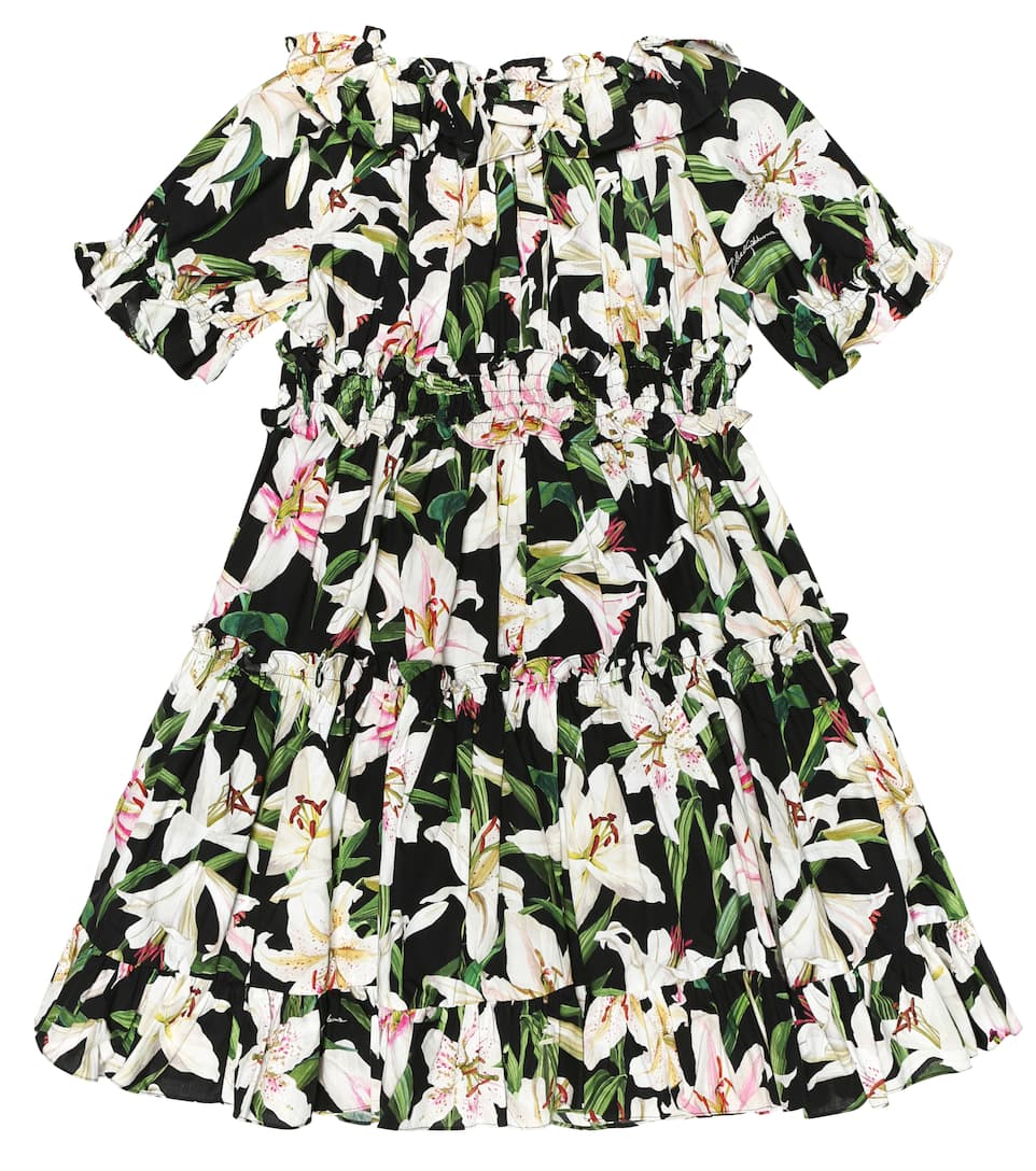 DRESS DOLCE&GABBANA KIDS  DOLCE&GABBANA KIDS | 11 | L51DQ5 HS5EZHNKK8