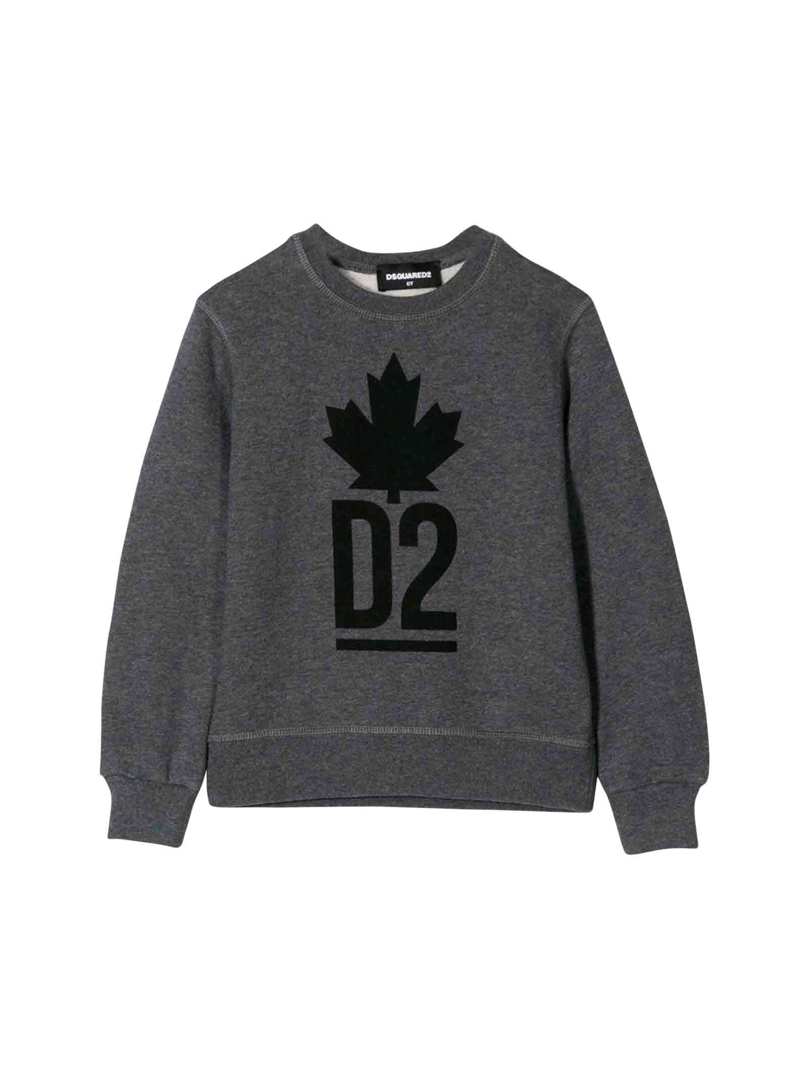 Felpa Dsquared2 Kids DSQUARED2 KIDS | -108764232 | DQ03PDD00VZDQ904