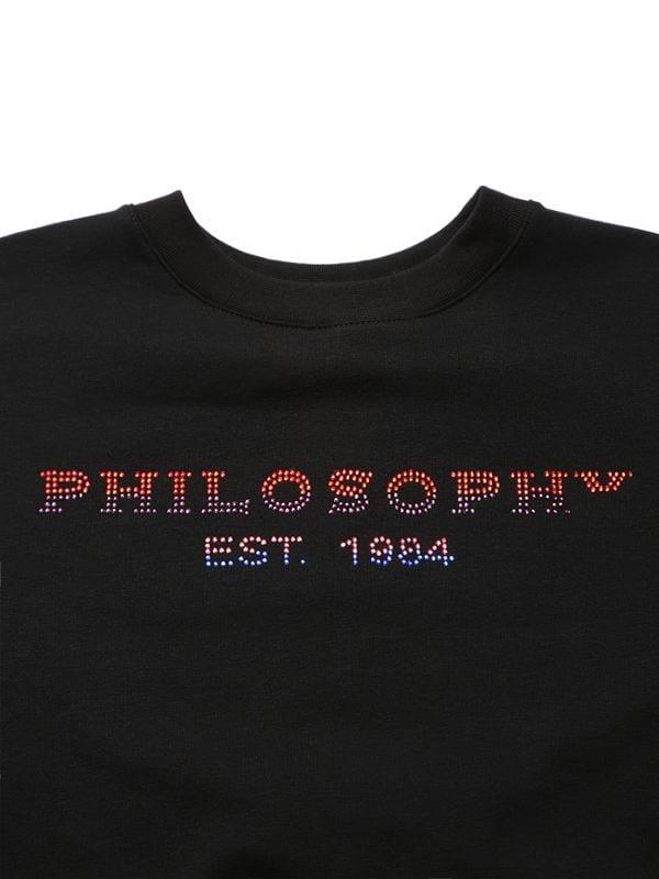 SWEATSHIRT PHILOSOPHY KIDS  PHILOSOPHY KIDS | -108764232 | PJFE08FE147UH0070066