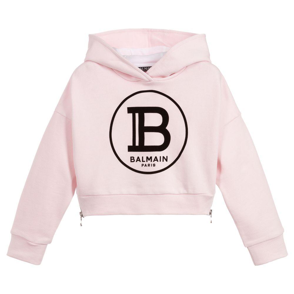 Sweatshirt Balmain kids BALMAIN PARIS KIDS | -108764232 | 6M4000MX270502