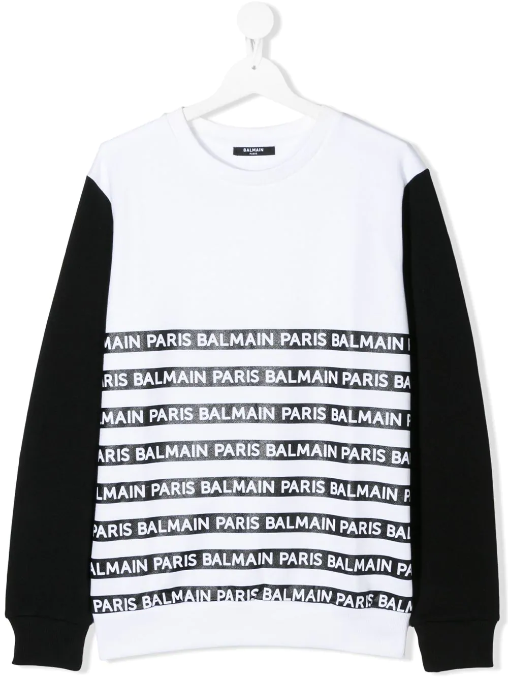 Sweatshirt Balmain kids BALMAIN PARIS KIDS | -108764232 | 6M4520MX270100NE