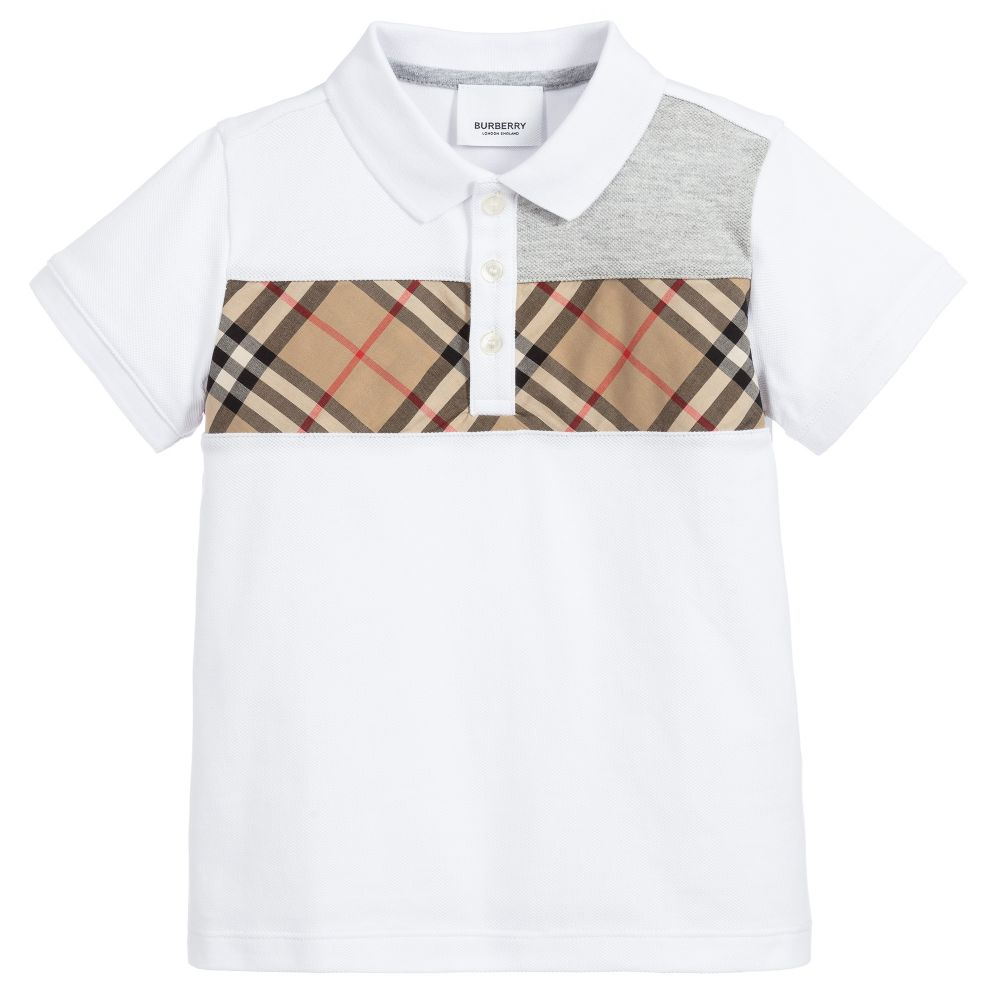 Polo Burberry kids  BURBERRY KIDS | 2 | 8010022A1464