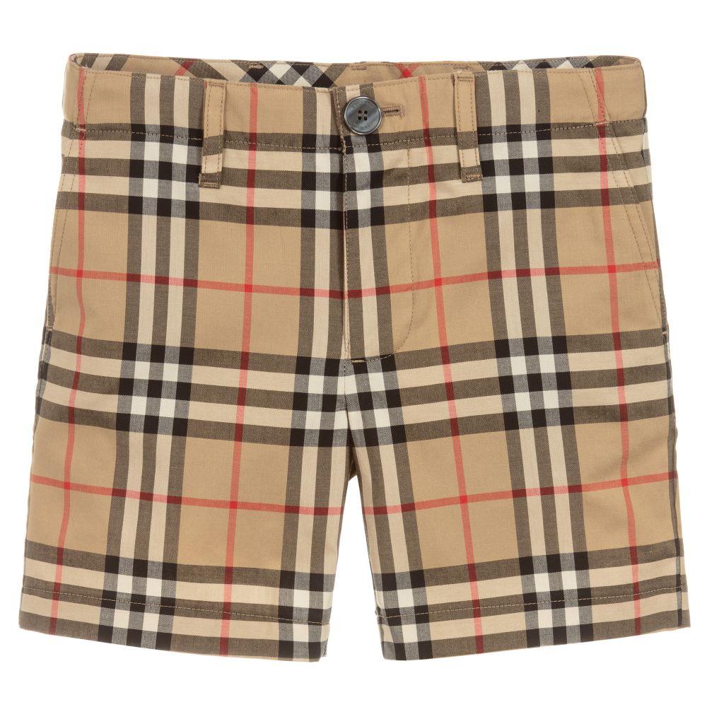 Shorts Burberry kids BURBERRY KIDS | 30 | 8014135A7028