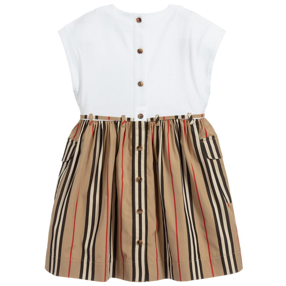 Dress Burberry kids BURBERRY KIDS   11   8022314A7029