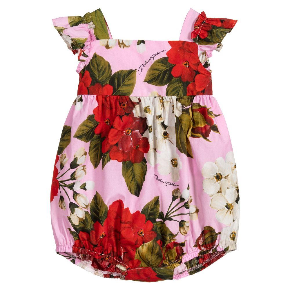 Romper Dolce & Gabbana kids  DOLCE&GABBANA KIDS | 5032250 | L21O74HS5GFHF1BM