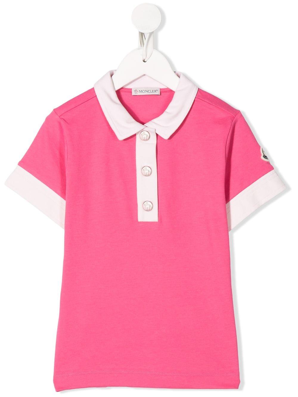 Polo Moncler kids MONCLER ENFANT | 2 | 8A708108496F51D