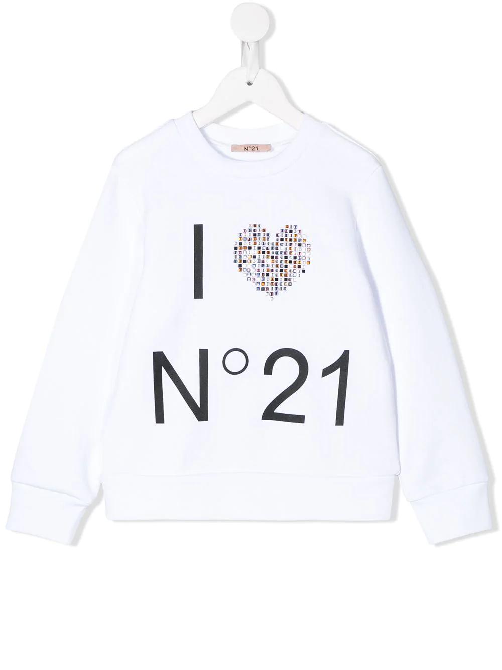 Sweatshirt N21 kids  N°21 KIDS | -108764232 | N2147DN00050N100