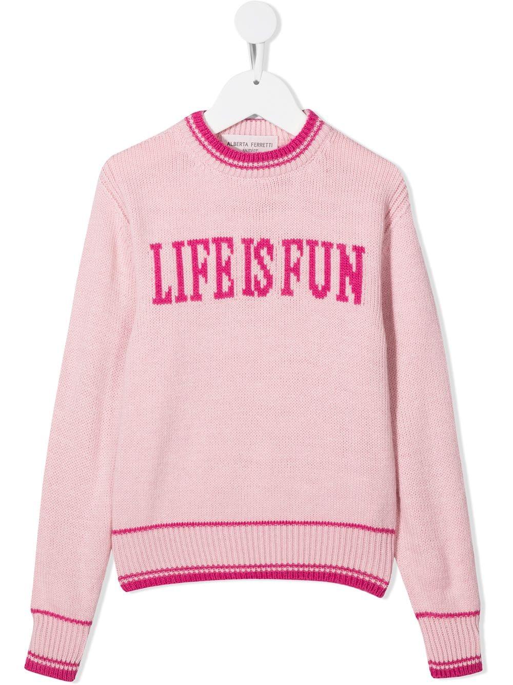 Sweater Alberta Ferretti Junior  ALBERTA FERRETTI JUNIOR | 1 | 025416042