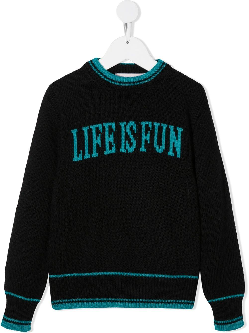 Sweater Alberta Ferretti Junior  ALBERTA FERRETTI JUNIOR | 1 | 025416110