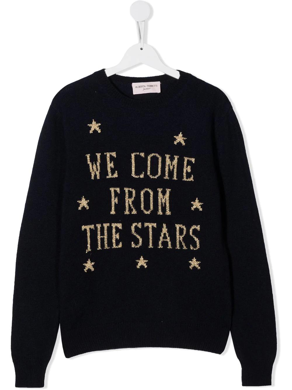 Sweater Alberta Ferretti Junior ALBERTA FERRETTI JUNIOR | 1 | 026142060