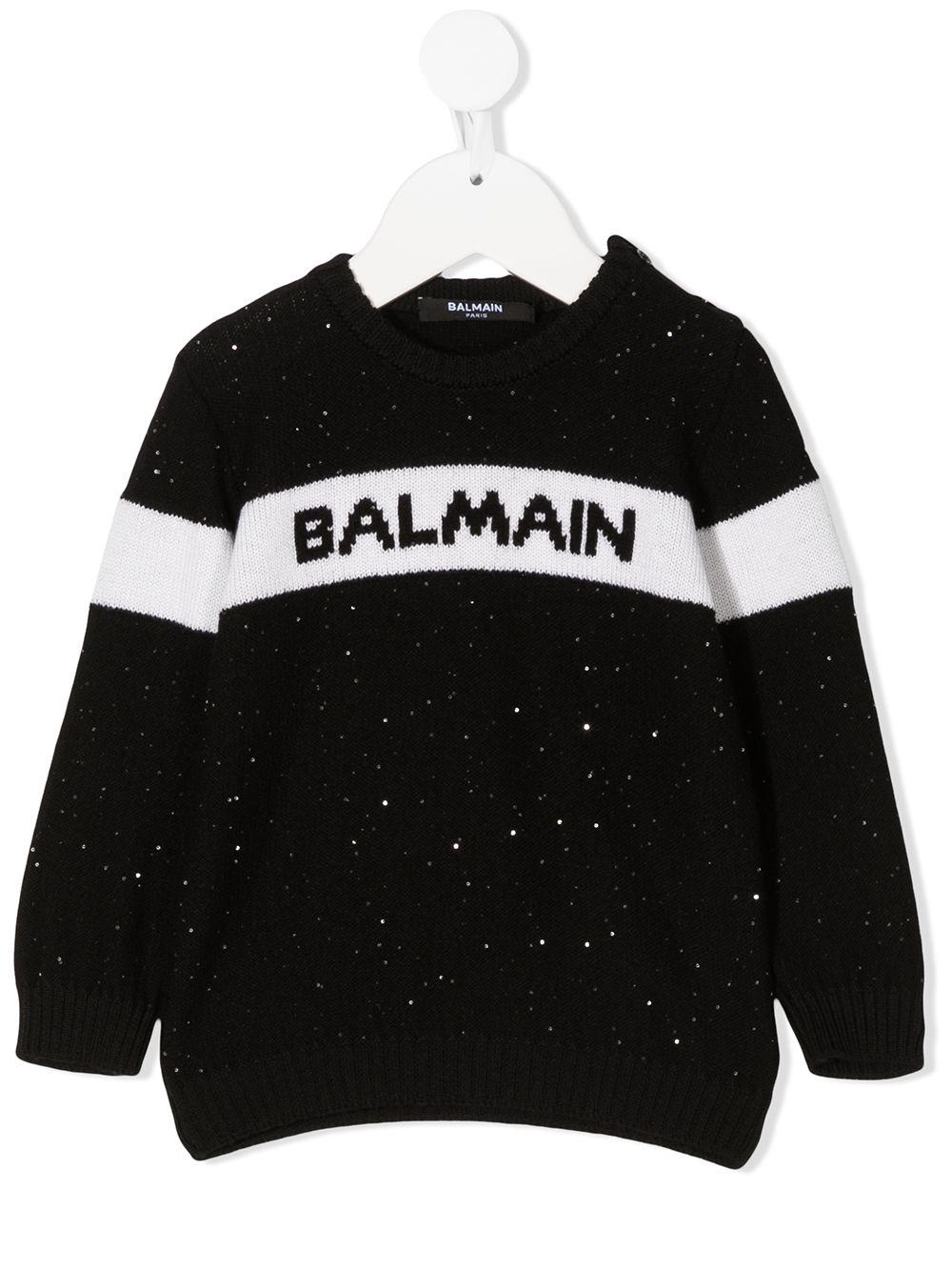 Sweater Balmain kids BALMAIN PARIS KIDS | 11 | 6N1090NB850930