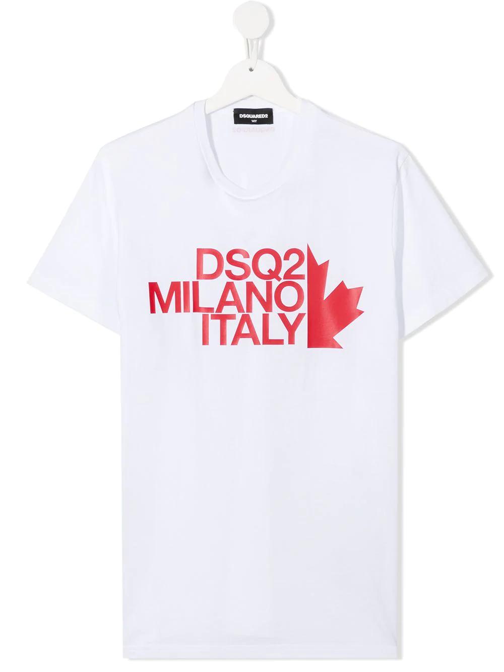 T-shirt Dsquared2 kids DSQUARED2 KIDS | 8 | DQ0493D002FD2T589UDQ100