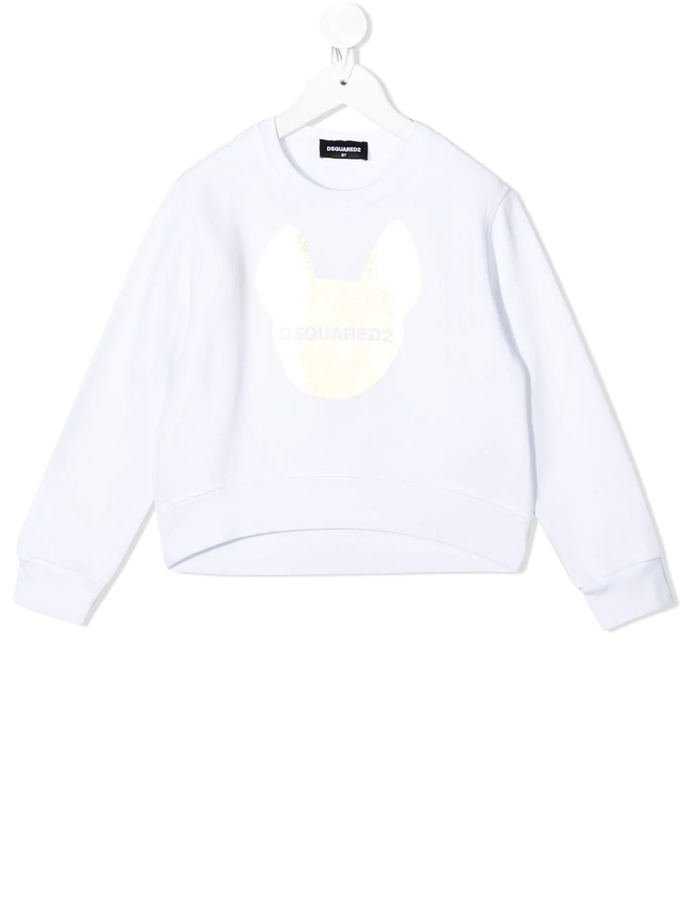 Sweatshirt Dsquared2 kids DSQUARED2 KIDS | -108764232 | DQ04C2D001FD2S412FDQ100T