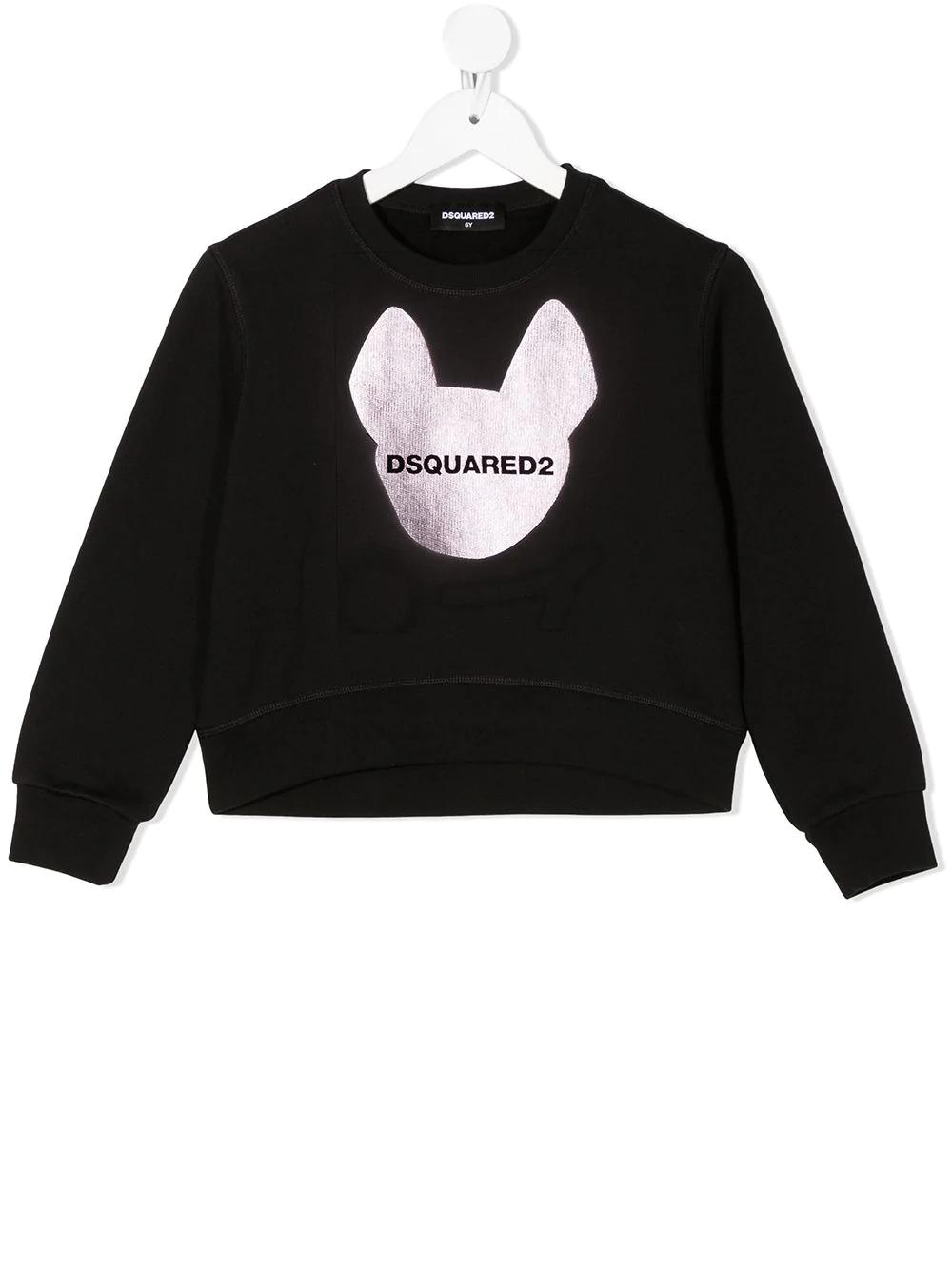 Sweatshirt Dsquared2 kids DSQUARED2 KIDS | -108764232 | DQ04C2D001FD2S412FDQ900T