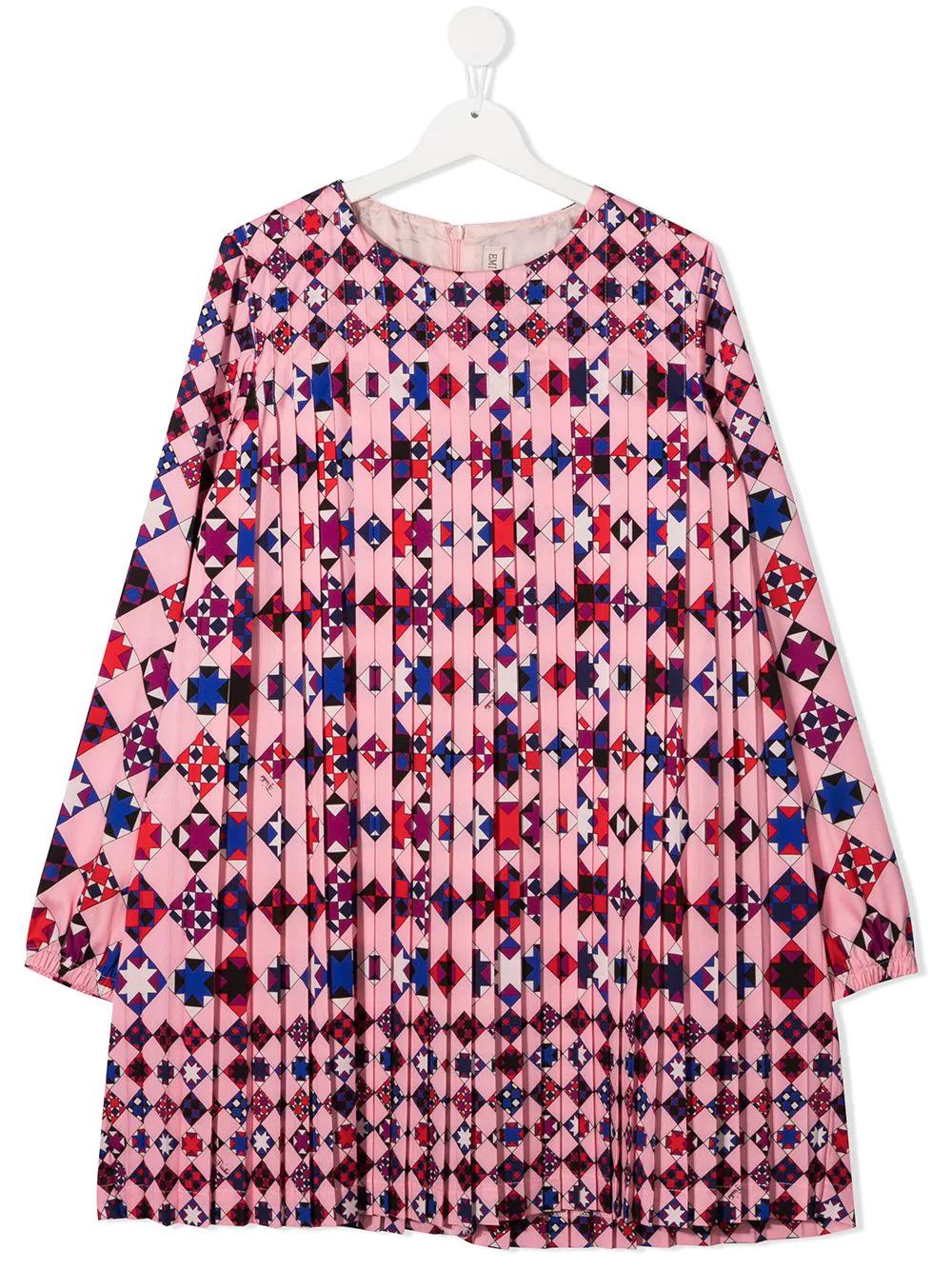 Dress Emilio Pucci kids  EMILIO PUCCI KIDS | 11 | 9N1210ND780500MC
