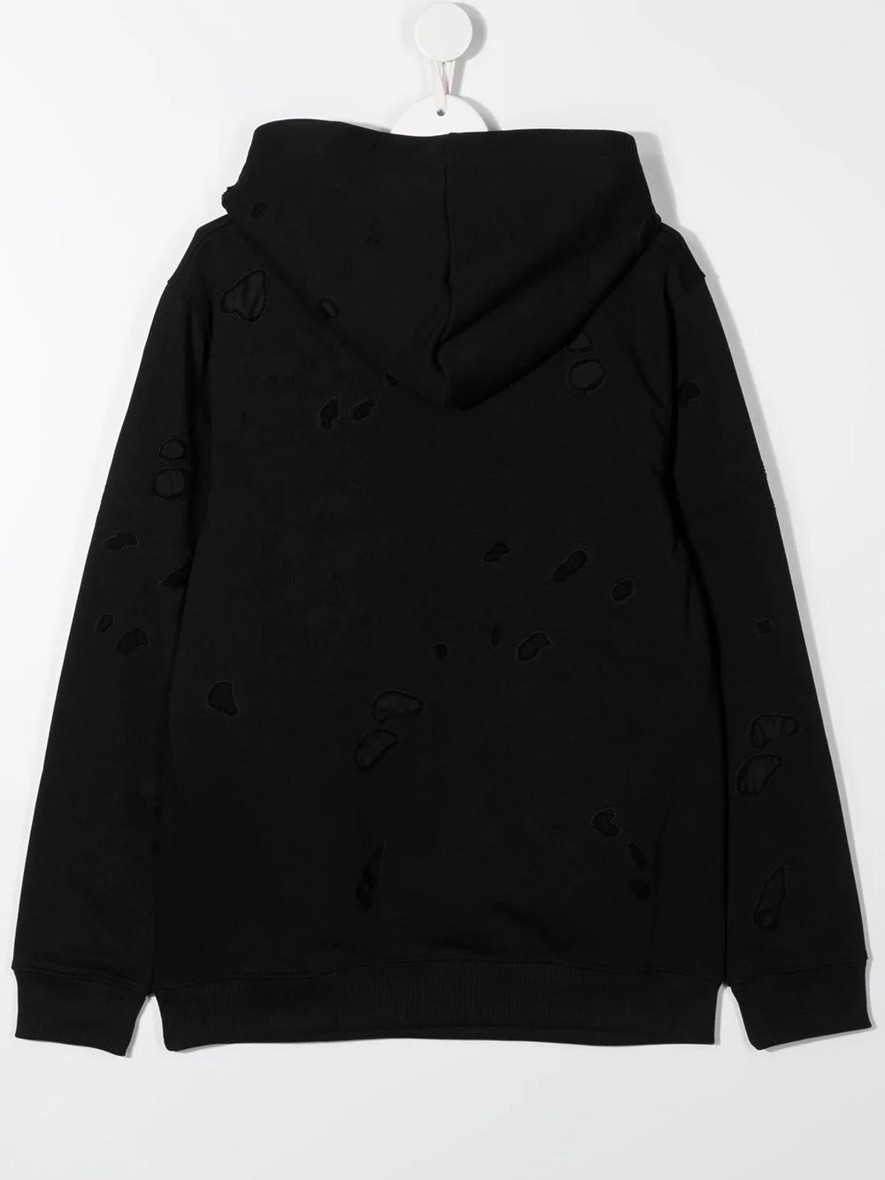 Sweatshirt Givenchy kids  GIVENCHY KIDS | -108764232 | H25207NERO