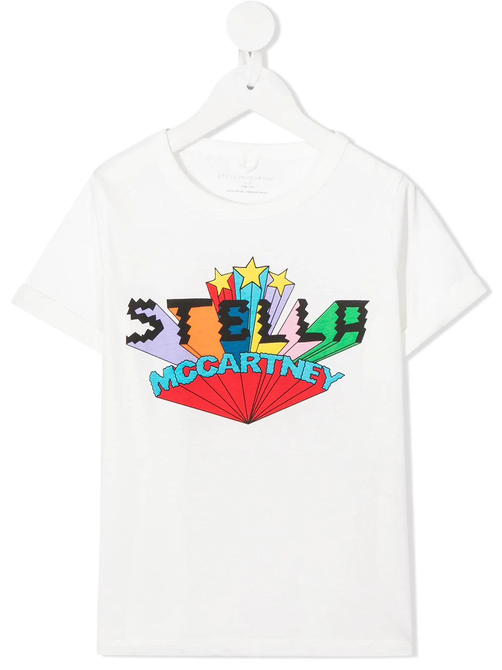 T-shirt Stella McCartney kids STELLA MCCARTNEY KIDS | -108764232 | 601104SPJ039100T