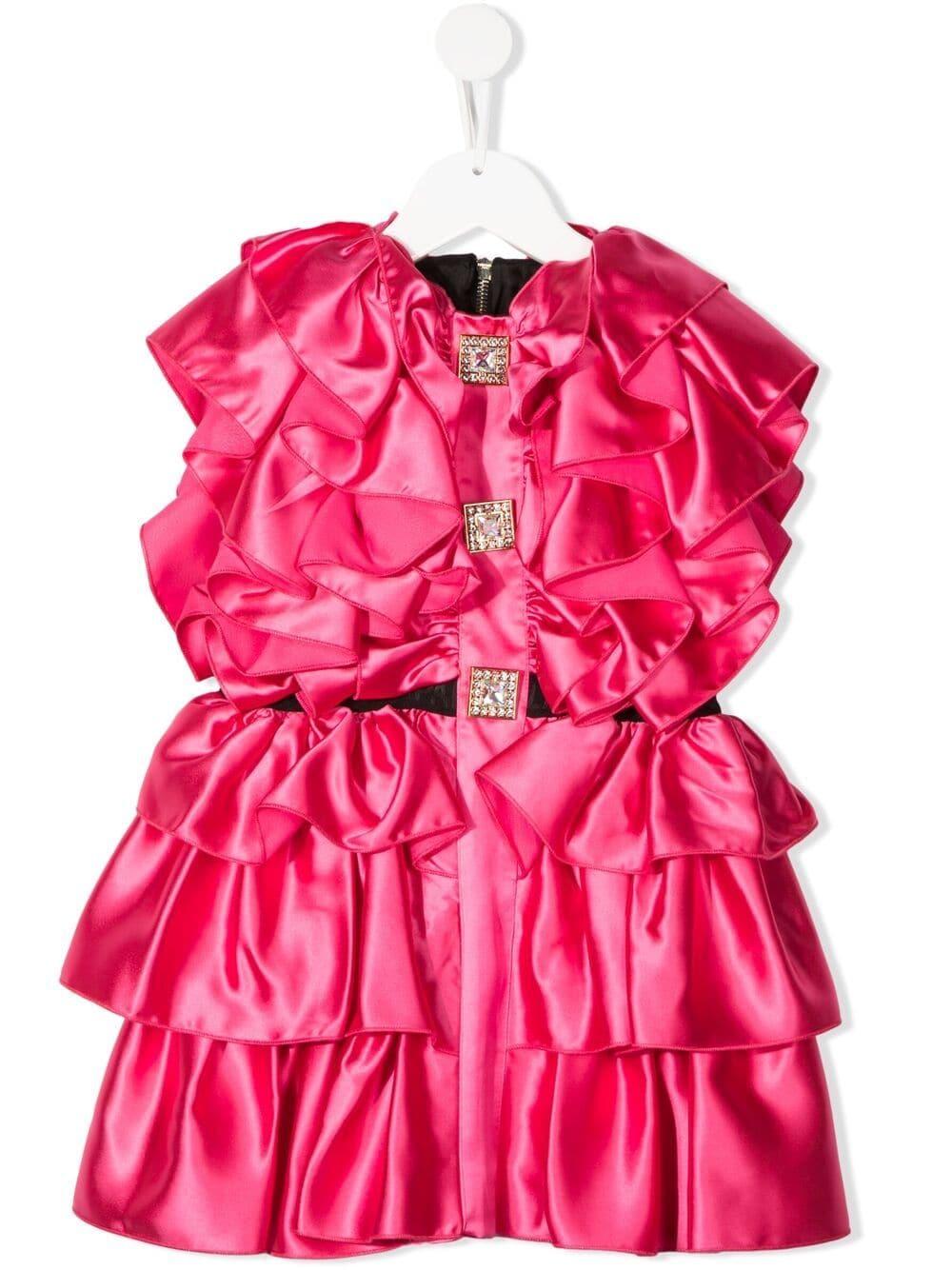 Dress Balmain kids BALMAIN PARIS KIDS | 11 | 6O1311OD940513