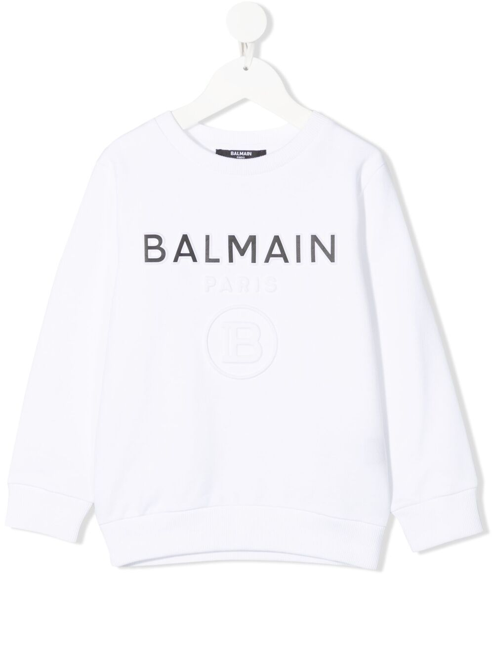 Sweatshirt Balmain kids BALMAIN PARIS KIDS | -108764232 | 6O4680OX370100